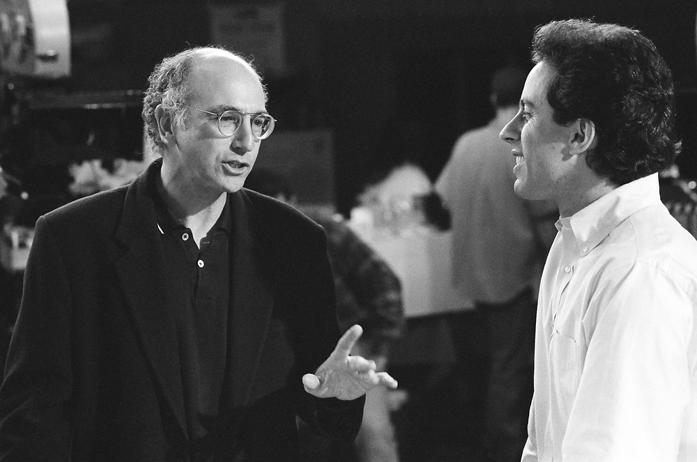 Larry David e Jerry Seinfeld
