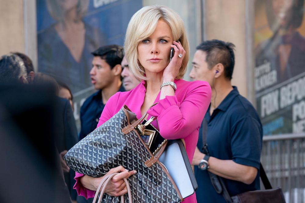 "Nicole Kidman em ""O Escândalo""."