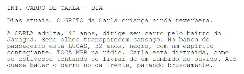 "Trecho de ""Corpos"", de Ricardo Santos."