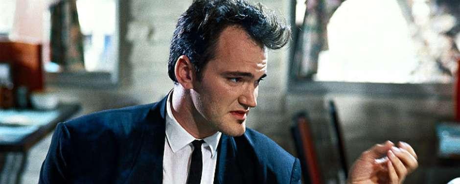 """Tarantino em """"Cães de Aluguel"""". Imagem: Terra"""