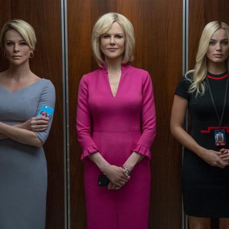 """Novo trailer de """"Bombshell"""": narrativa explosiva sobre assédio que abalou a Fox News"""
