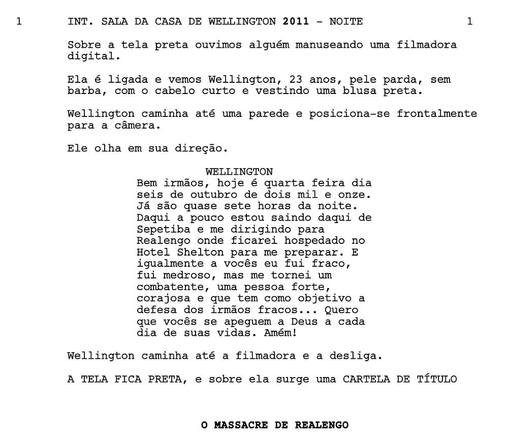 """""""O Massacre de Realengo"""", de Magno Pinheiro"""