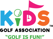 Kids Golf Association Logo