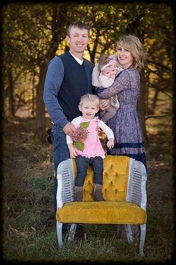 Ben Thomas and family located in Trenton Missouri.