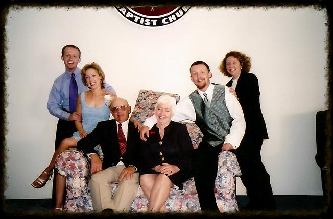 Thomas Family located in Trenton Missouri.