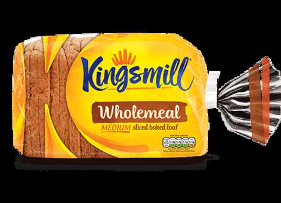 Kingsmill Wholemeal Medium Loaf
