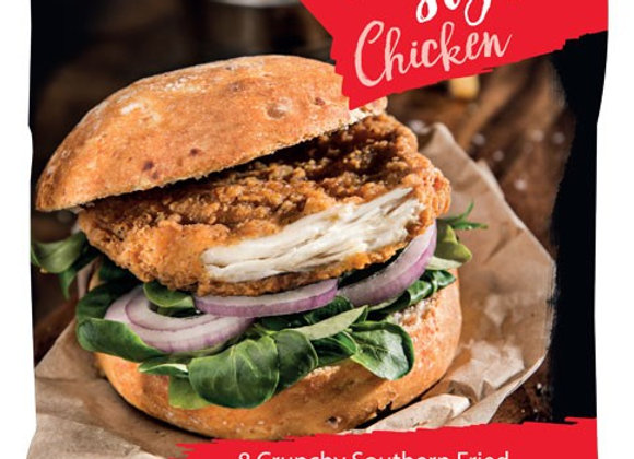 8 Southern Fried Chicken Breast Fillet 960g