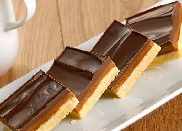 Gluten Free Caramel Shortcake