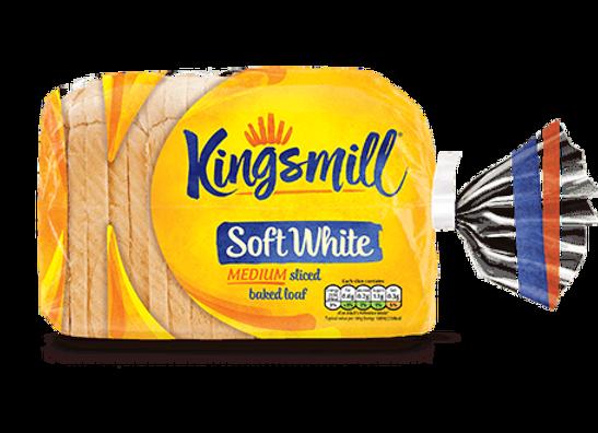 Kingsmill White Medium Loaf
