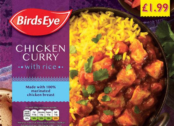 Birds Eye Chicken Curry 400g
