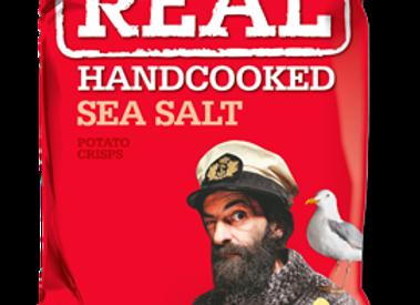Sea Salt Real Crisps 24 x 35g