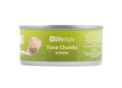 12x170g Tuna Chunks in Brine