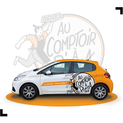 Covering Peugeot 208