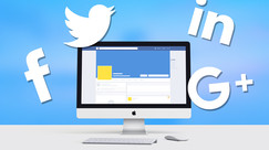 La taille des images des principaux réseaux sociaux de 2016