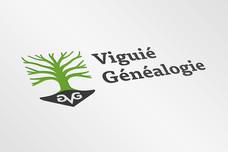Logo Viguié Généalogie