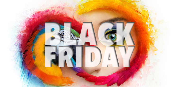 Adobe Black Friday 2018