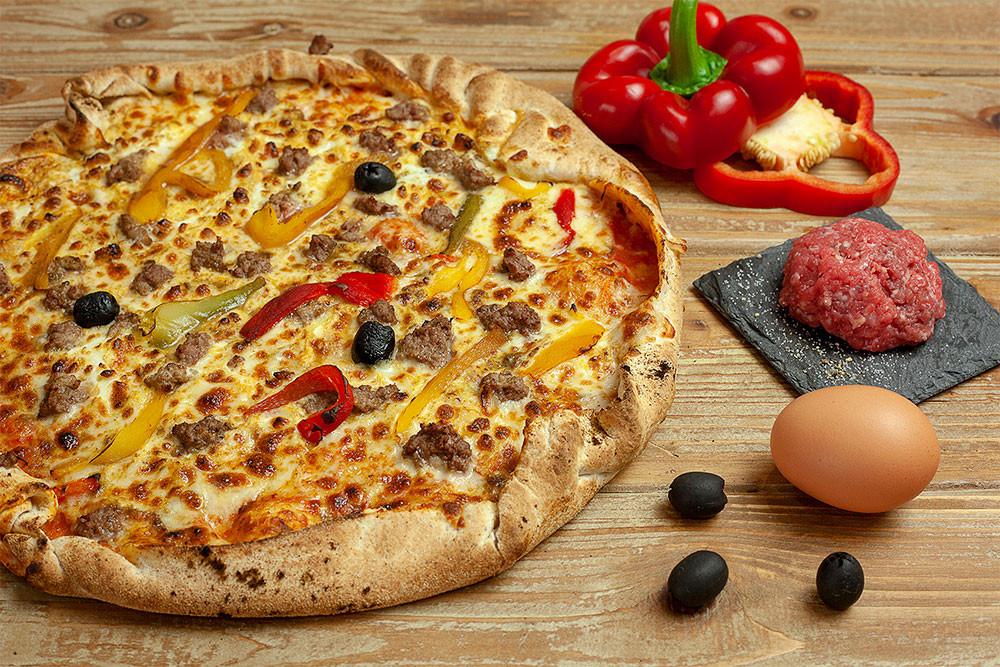 Photo Au comptoir à pizza à Nîmes et Montpellier