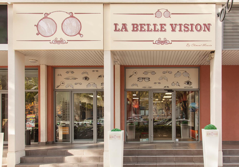 Photo La Belle Vision à Nîmes