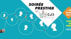 Soirée prestige du CJD Nîmes