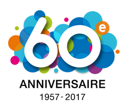 Logo Vivadom 60e anniversaire