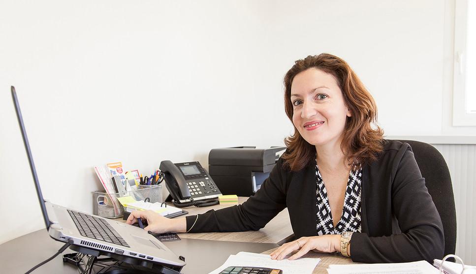 Expert-comptable Dominique Boucard à Caissargues