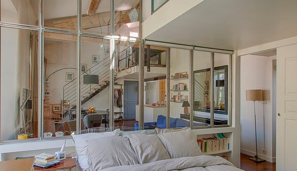 Photo Appartement loft à Nîmes