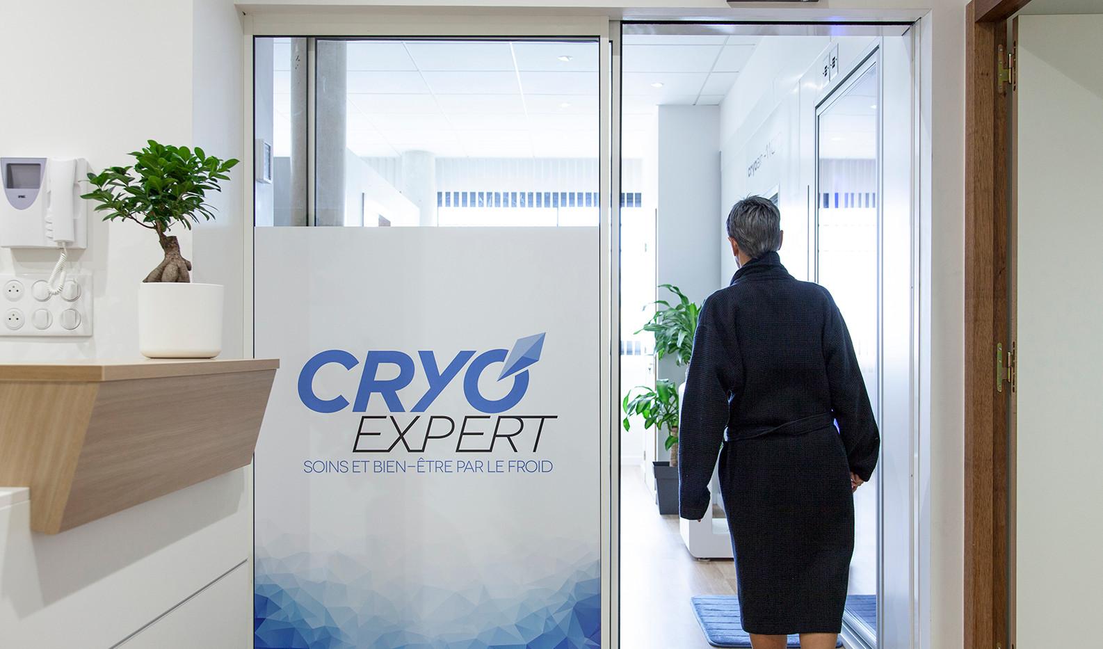 Photo Cryo Expert à Nîmes