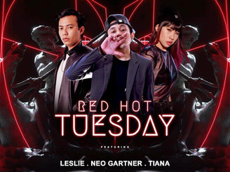BRAND NEW RED HOT TUESDAYS