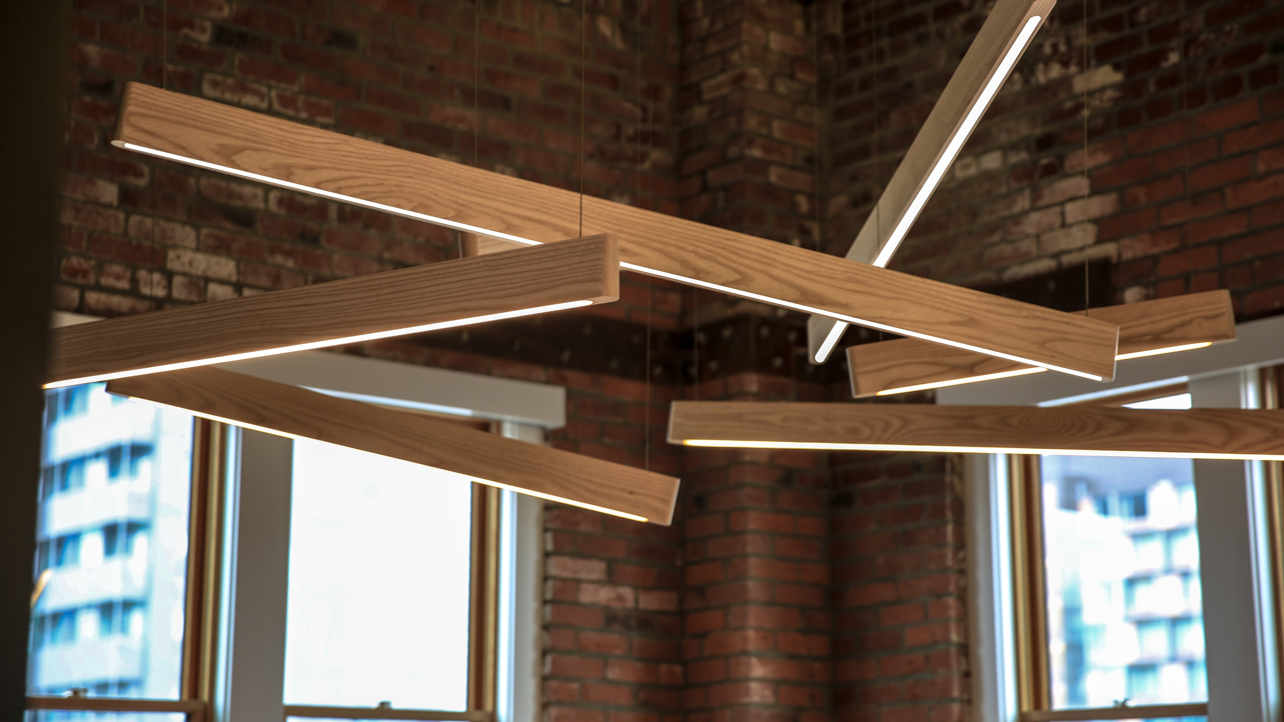 Line Lights by Matthew McCormick