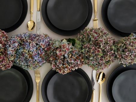 Top 10 designer tableware by Orpheu Decor