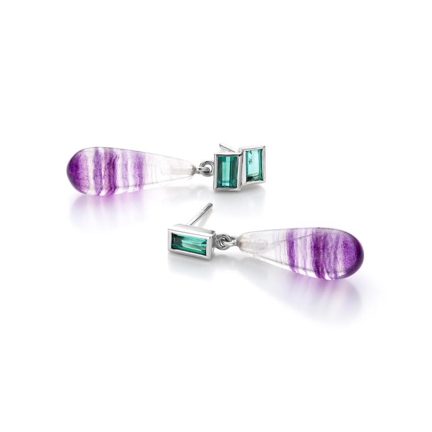Ophelia's dream earrings