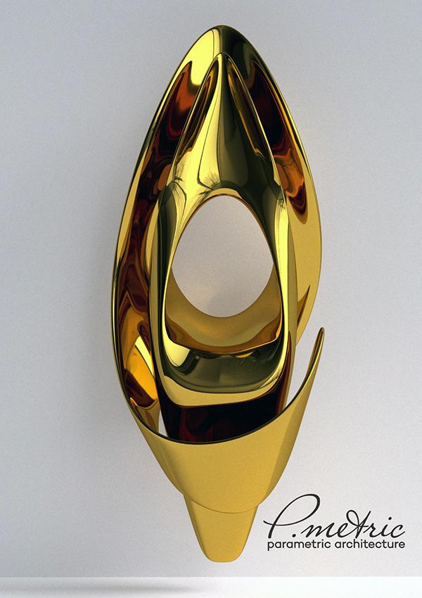 Parametric Jewellery