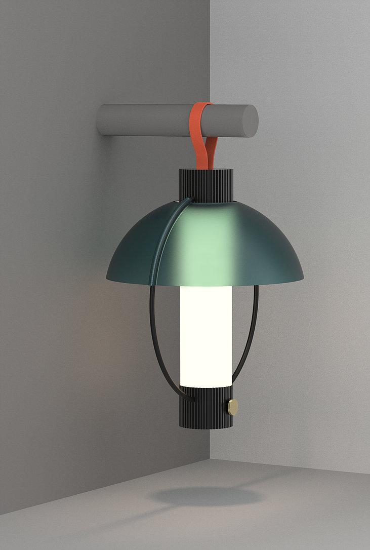 MOUN lantern