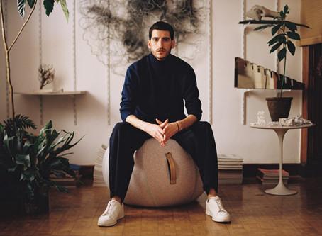 Interview with Architect and artist RAÚL ALMENARA
