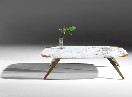Bespoke Marble pieces by Alex Mint