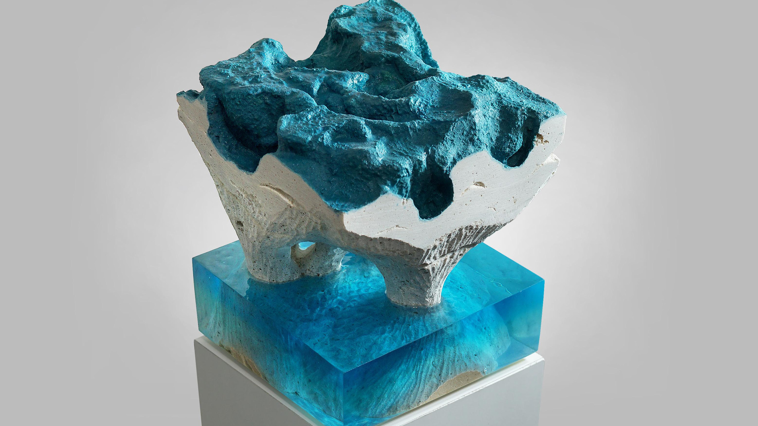 Ode to the Sea Sculpture