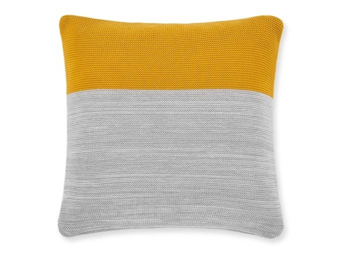 100% Cotton Knitted Cushion