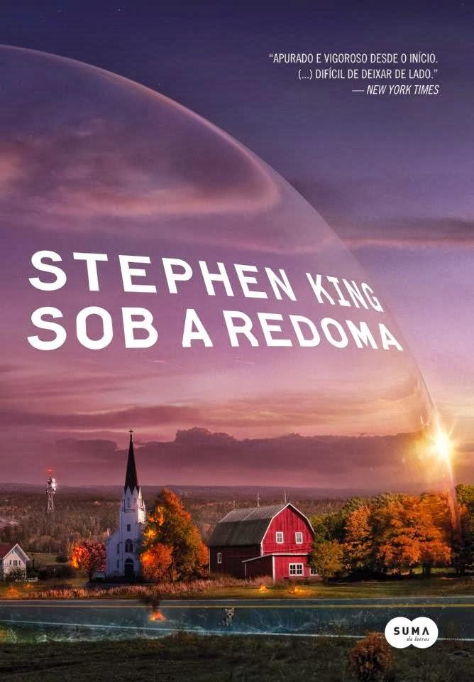 Sob a Redoma de Stephen King