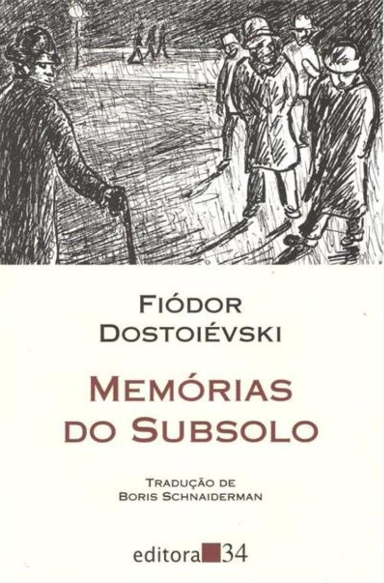 Memórias do Subsolo de Fiódor Dostoiévski