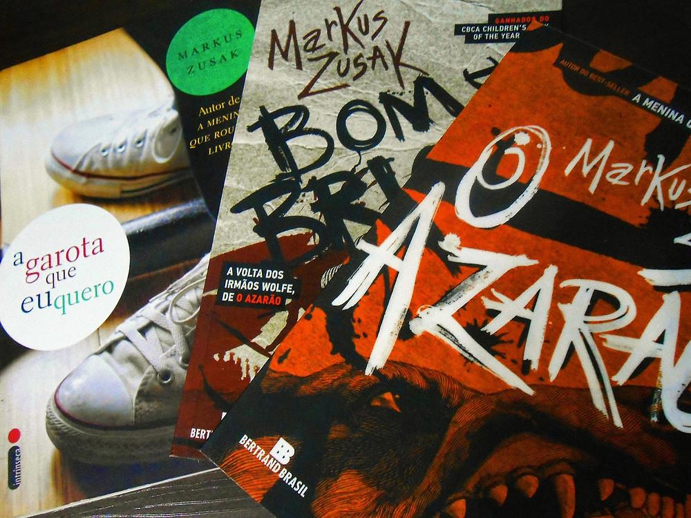 Trilogia de Markus Zusak