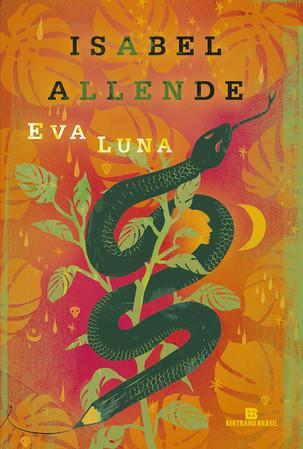 Livros: Eva Luna - O terceiro romance de Isabel Allende