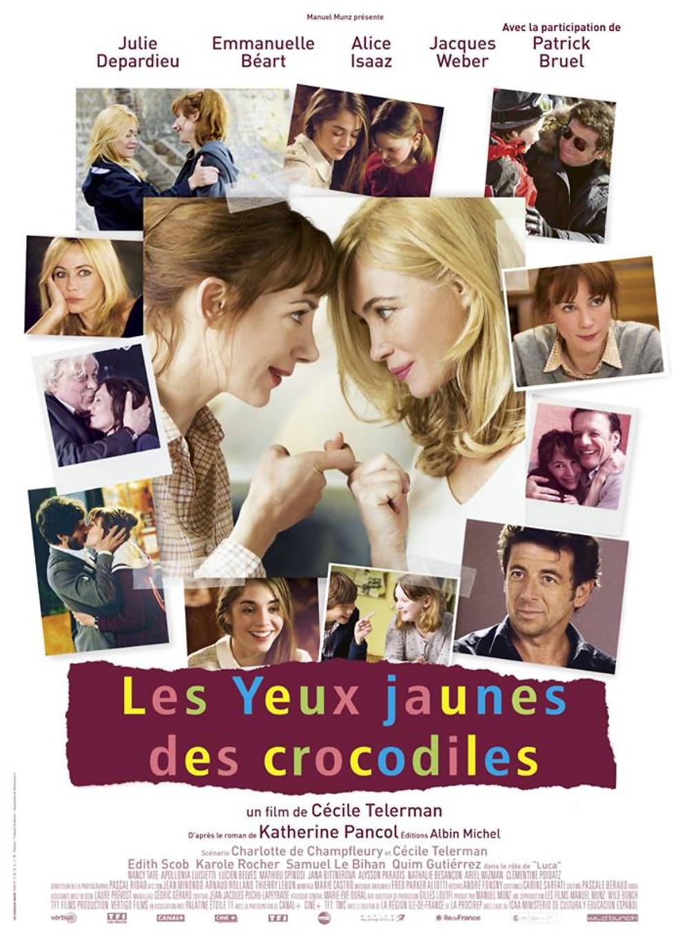 Os Olhos Amarelos do Crocodilo (Les Yeux Jaunes des Crocodiles: 2012)