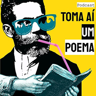 Podcast: Toma Aí Um Poema - As declamações poéticas de Jéssica Iancoski
