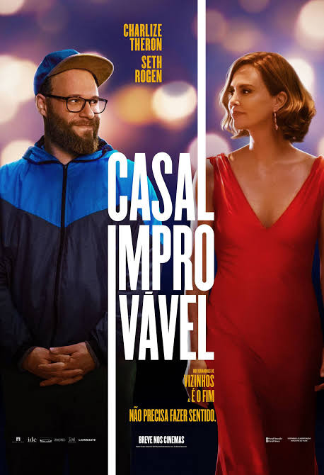 Casal Improvável (Long Shot: 2019)