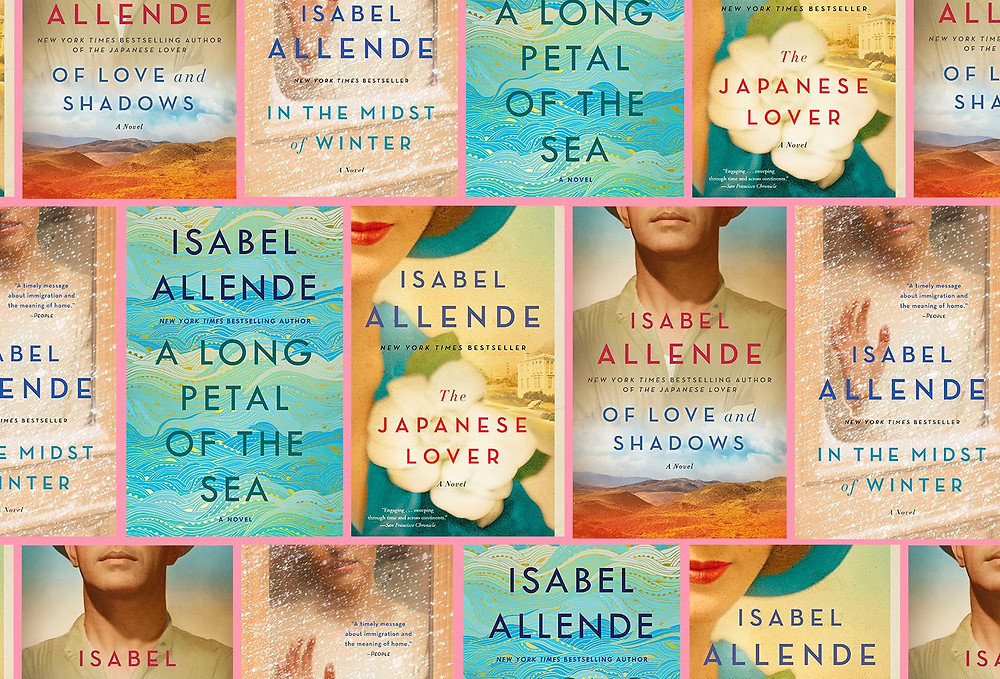 Livros de Isabel Allende