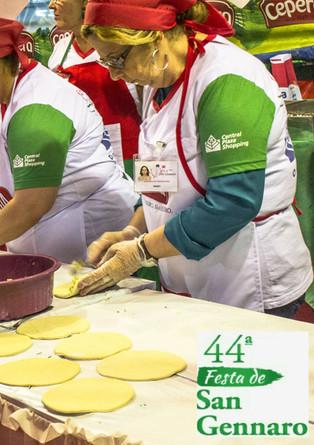 Gastronomia: Festa de San Gennaro - Comida italiana na Mooca