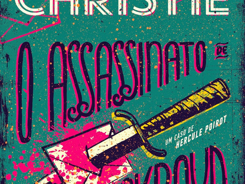 Livros: O Assassinato de Roger Ackroyd - O primeiro best-seller de Agatha Christie