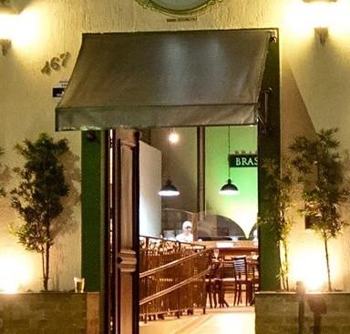 Gastronomia: Brassi Pizzaria - O pizza-bar da Vila Romana