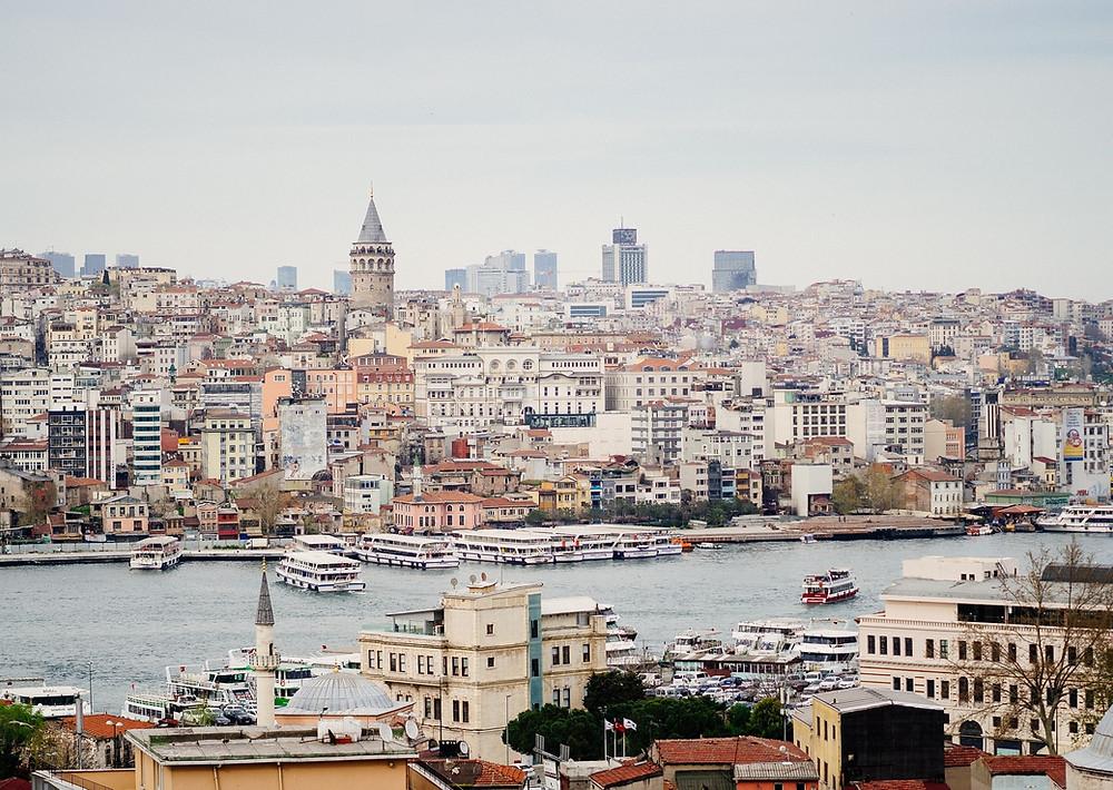 Livro Istambul, Memória e Cidade de Orhan Pamuk