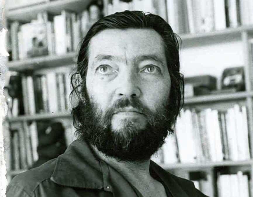 Julio Cortázar, escritor argentino